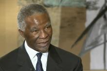 Thabo Mbeki on Talk To Al Jazeera