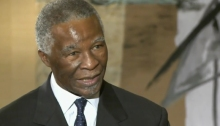 Thabo Mbeki on Talk To Al Jazeera