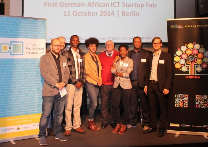 ICT@frica_panelists&organisers